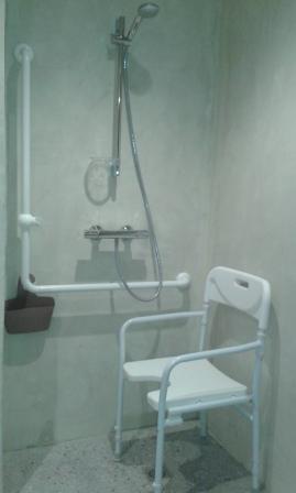 sanitaire rdc